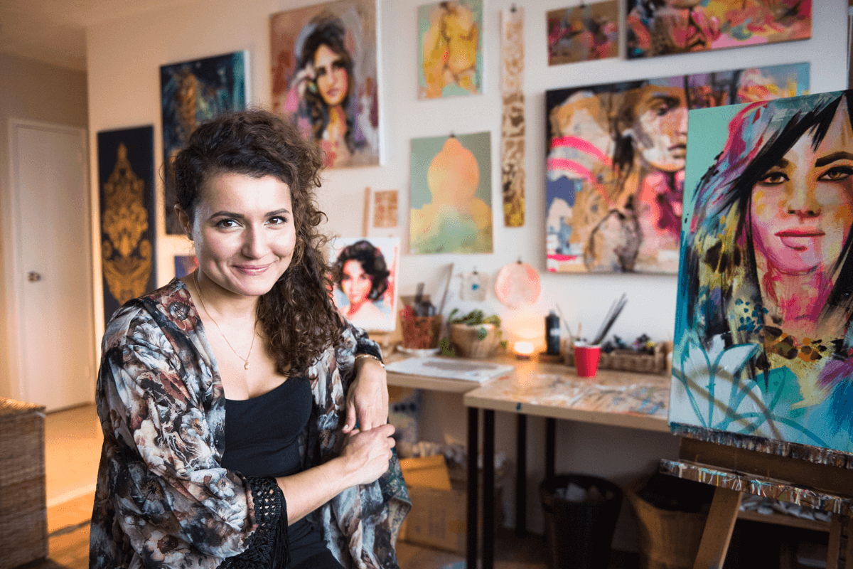 The Art of Rising with Zara Diniz